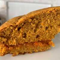 Bizcocho de zanahoria en Monsieur Cuisine Plus