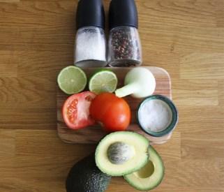 ingredientes-guacamole
