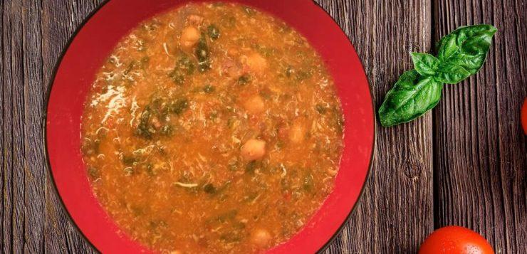 Harira (sopa marroquí) ¡SABOR!