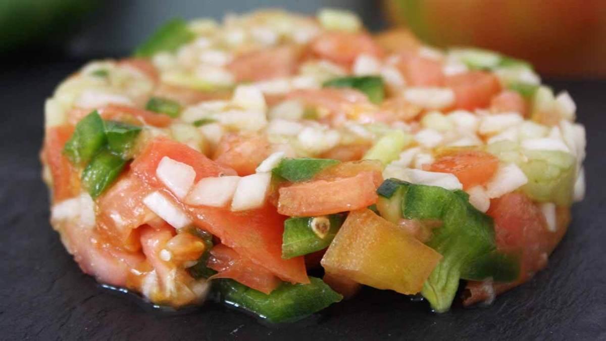 Piriñaca o pipirrana andaluza, ¡una receta súper fresca!