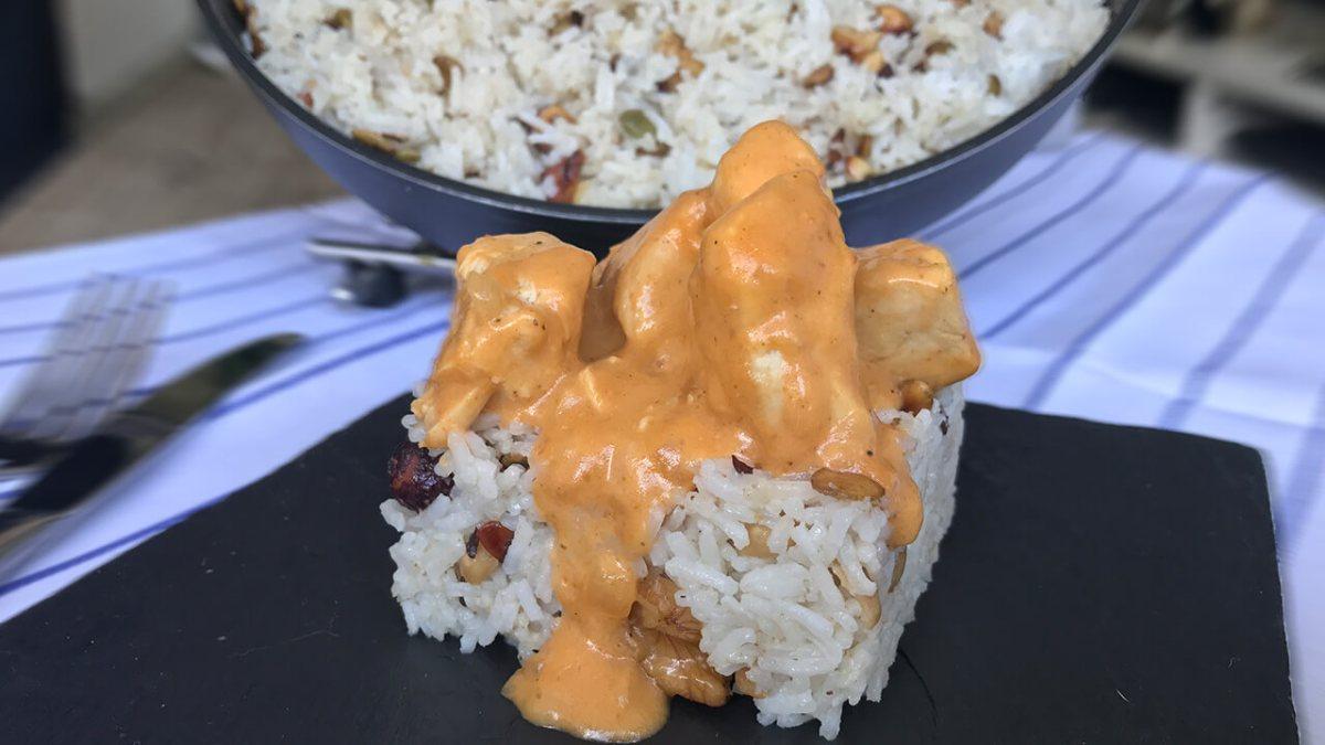 Pavo al curry - EL DE MI MADRE