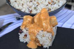 receta pavo al curry