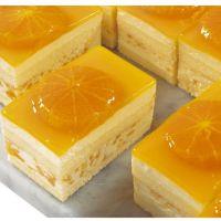 Gelatina ilusión de naranja