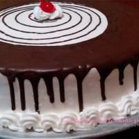 Pastel de chocolate hershey's