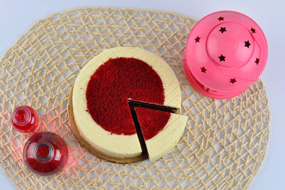 receta de tarta red velvet