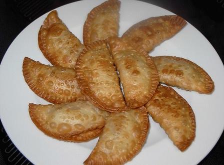 Empanadillas de fruta