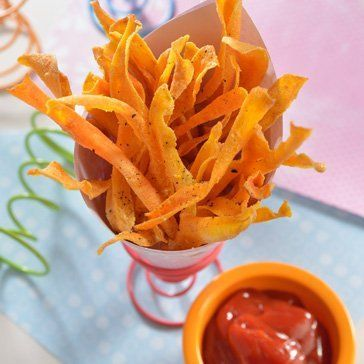 Zanahorias Crujientes