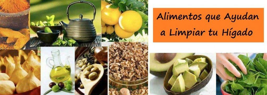 ¿Qué Comer para Limpiar el Hígado y Bajar de Peso?