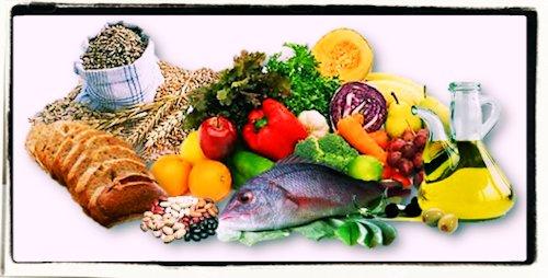 Valor de los alimentos y otras indicaciones