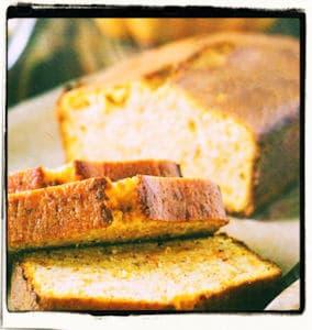 Pan de almendra