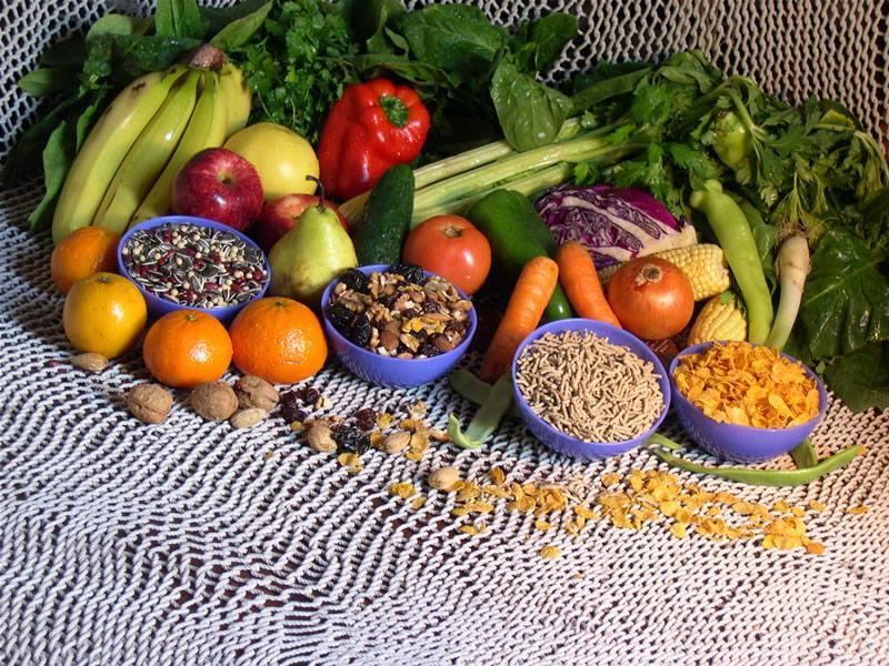 Comida Vegetariana Y Cómo Combinar Correctamente Los Alimentos