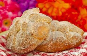 receta de pan de muerto