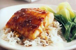 receta de sierra en arroz pescado en arroz