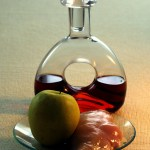 Pollo al Cogñac con manzanas