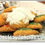 Galletas de azúcar de colores