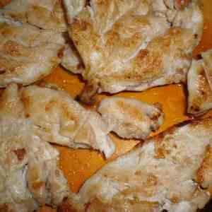 Pechugas de pollo 1 - ▷ Pechugas de pollo asadas con miel de romero 🐓 🍯