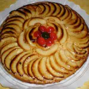 26fdc8bcfe874d68b945cfc55e1c7548 - ▷ Tarta de manzana 🥧 🍏