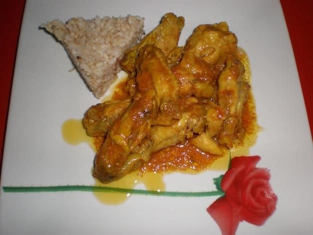 a60f95e6048a6076bc6ca88177633fab - ▷ Alitas de pollo con tomate y curry 🐓 🍅