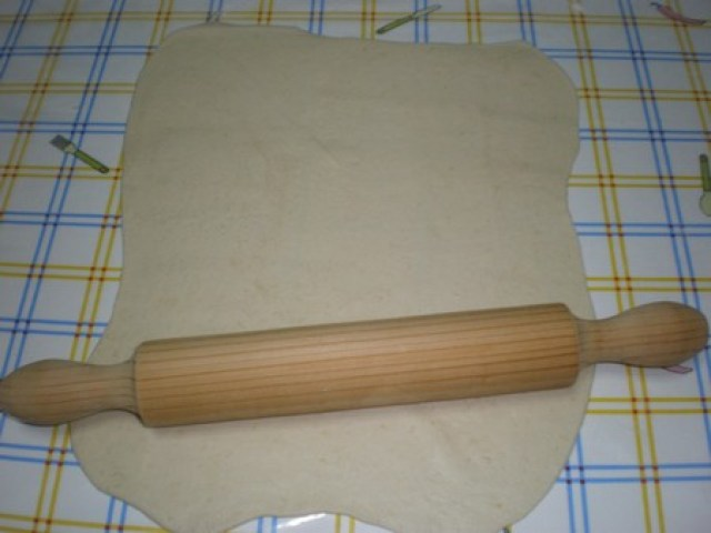 Masa para truchas de batata