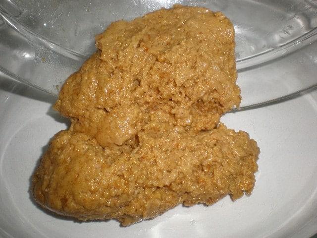 Pasta de galletas