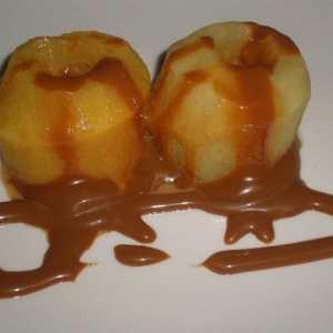 2db83fcf95c5fc036a00abfb412f50e4 - ▷ Manzanas tibias con dulce de leche 🍎 😋