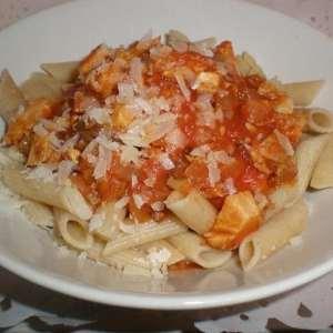 e2a0429968f60193ed6193b91fd5e0b5 - ▷ Tres pastas integrales con pollo a la brasa 🍝