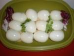▷ Huevos rellenos de atún 🥚 🐟