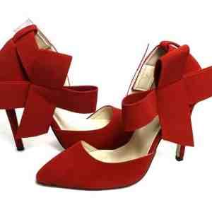 598b431dd52aecdb7af226f303ba1598 - ▷ Zapato rojo de tacón ✍