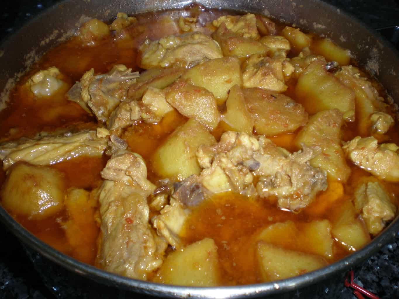 67f33c3f1fe5161065c4997ada34ab78 - ▷ Guiso de pollo y conejo 🐓🐇