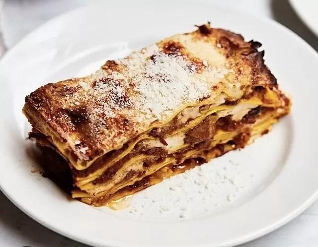Recette lasagne maison