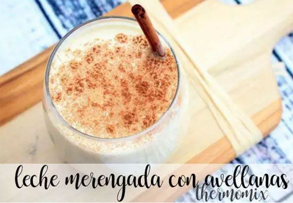 lait de meringue aux noisettes avec thermomix recettes pour thermomix recettes pour thermomix