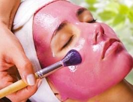Masque anti-rides, nourrissant, anti-acné pour la peau à base de fraise