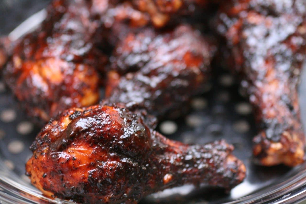 Recette de poulet à la sauce barbecue