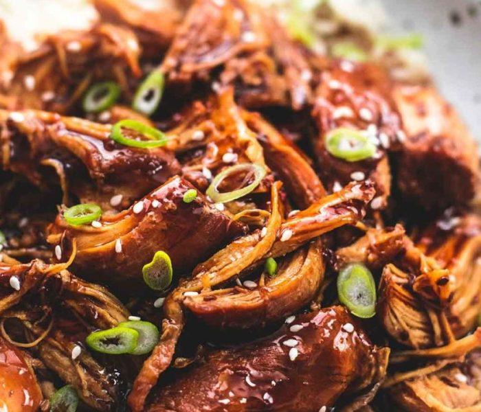 Recette de poulet teriyaki au Cookeo.