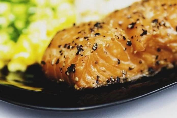 roti de saumon cookeo recette saumon