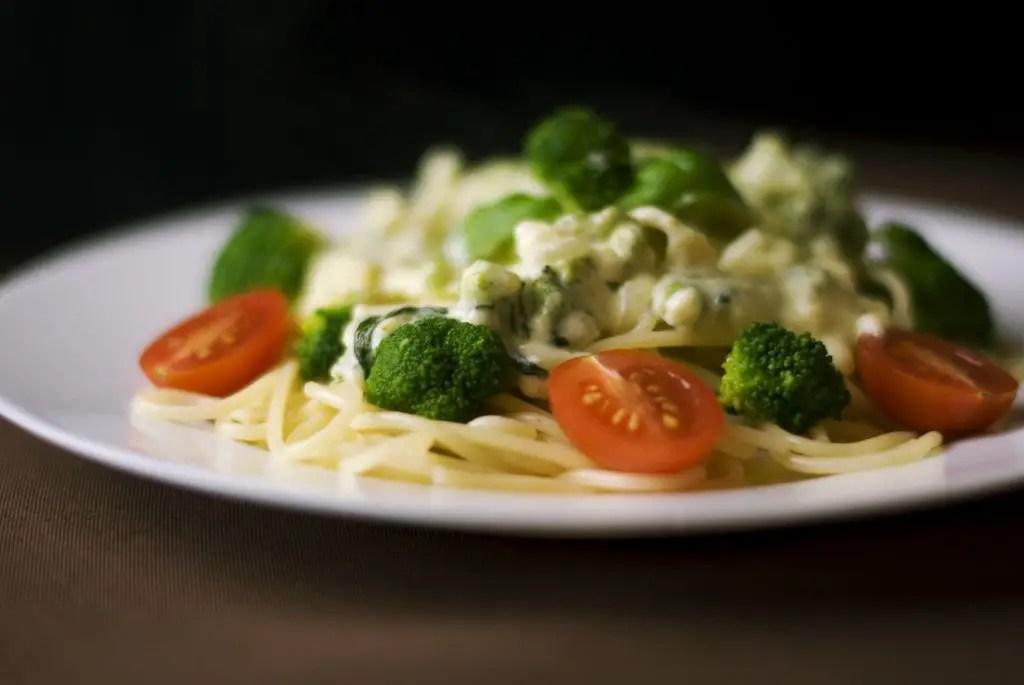 Carbonara au brocoli