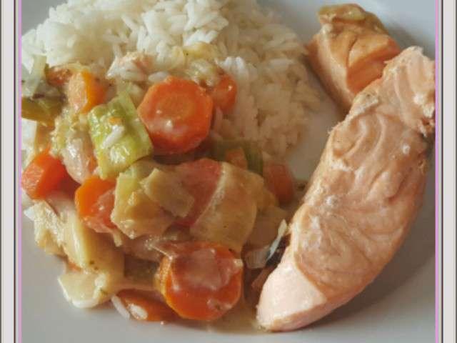 les meilleures recettes de cookeo et saumon