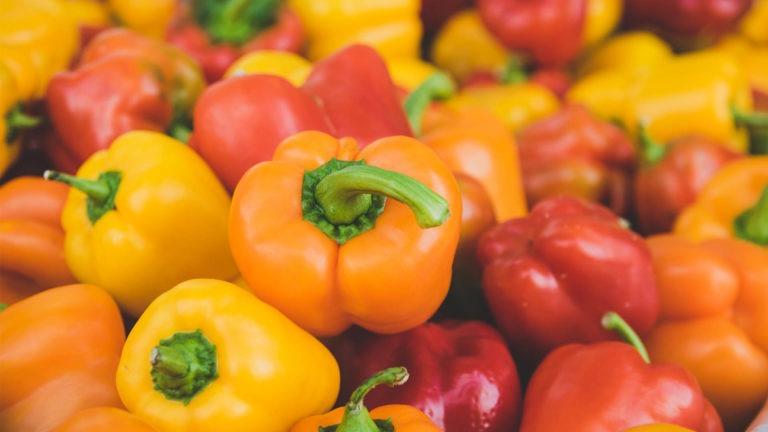 fruit legume poivron