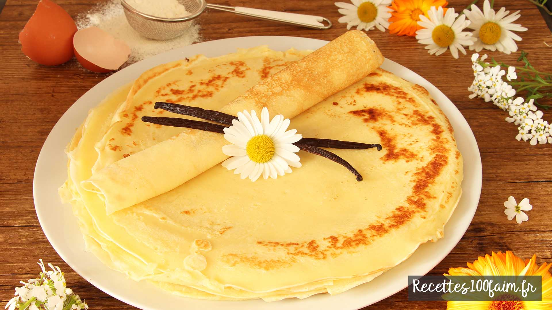 recette pate a crepe inratable