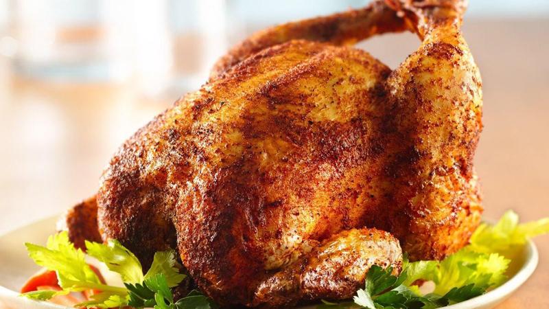 poulet entier