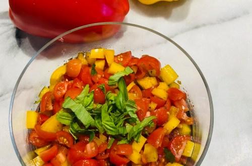 #bruschetta #recette #recettebruschetta #recettesansnoix #recettesansarachide #recettefamilles