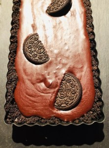 #recettesfamille#recettesansnoix #recettesansarachide #tartechocolat #tarteoreo #oreo #oréo #recettetartechocolat