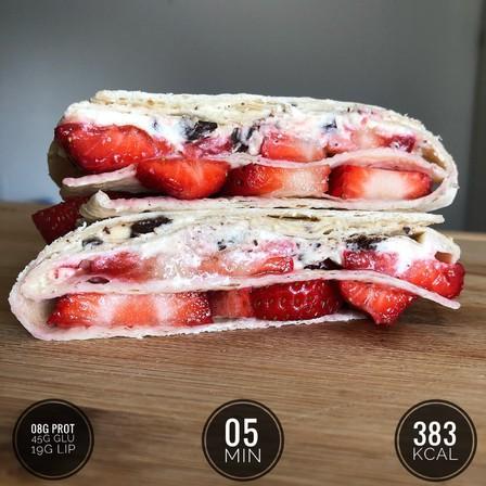 wrap-rapide-fraises-chocolat