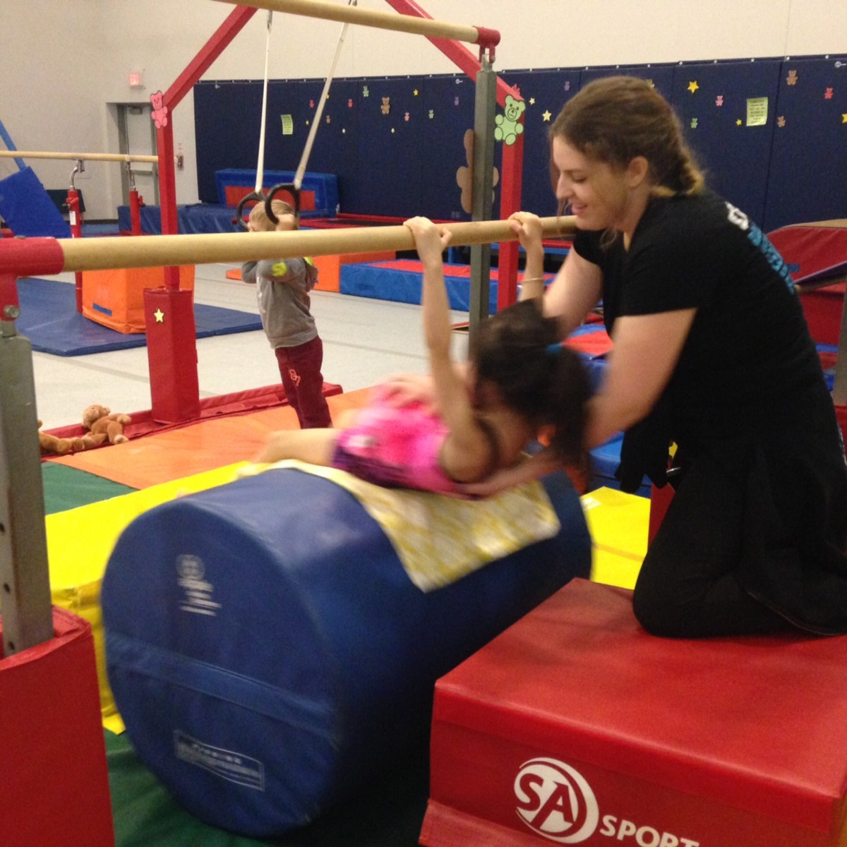 6 Creative Ideas for BARS - Preschool gymnastics!
