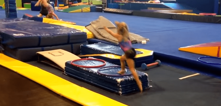 Vault Drills: Handsprings & Board Approach