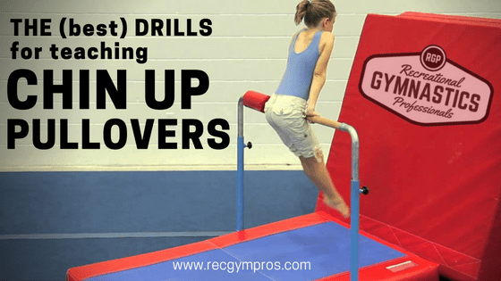ALL the (best!) chin-up pullover drills!