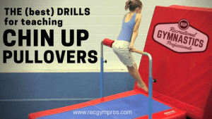 All the (best) drills for teaching chin up pullovers