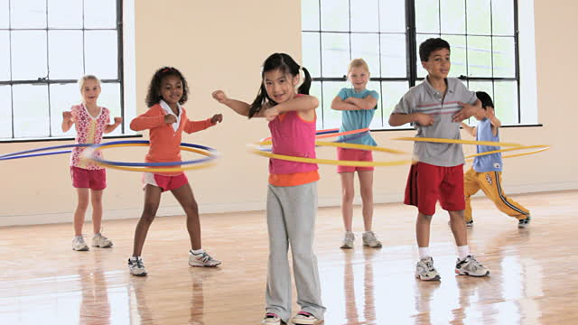 11 Hula Hoop Activities You May NOT Know About   Keeping Kids in Motion – Recreational Gymnastics Pros