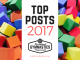 Top 10 Posts on Recreational Gymnastics Professionals for 2017 || recgympros.com || @recgympros