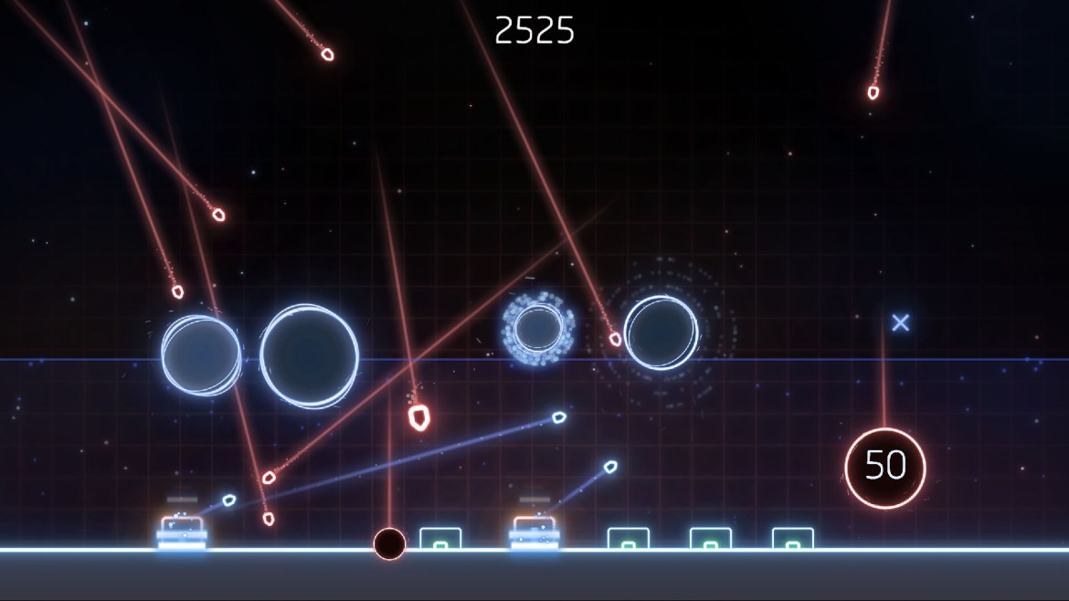Missile Command Recharged - Screenshot 5